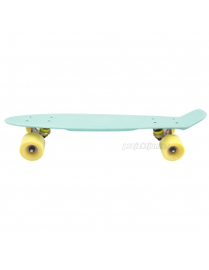 Deskorolka Fish Skateboards Summer Green/Silver/Sum-Yellow