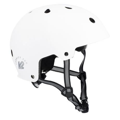 Kask K2 Varsity Pro White Mat