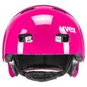 Kask Uvex Kid 3 Pink Dust