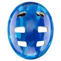 Kask Uvex Kid 3 Camo Blue