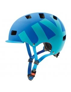 Kask Uvex Hlmt 5 Bike Pro Blue Mat regulacja 55-58 cm