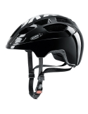 Kask Uvex Finale Junior Black-White 51-55cm