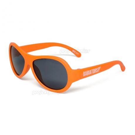 Okulary przeciwsłoneczne dla dzieci Babiators Classic omg orange 0-3