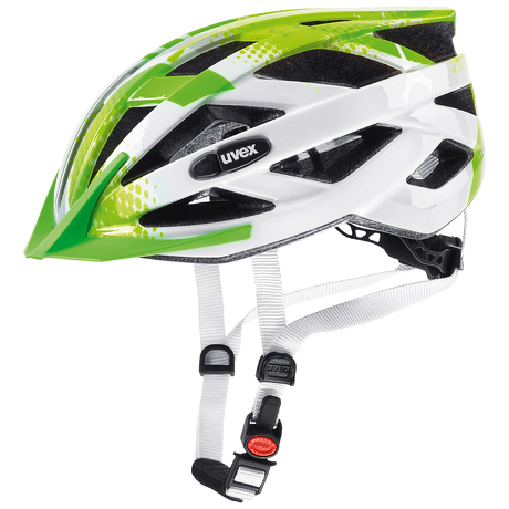 Kask Uvex Air Wing Lime-White 52-57cm
