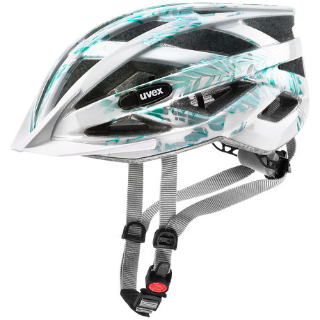 Kask Uvex Air Wing White-Green 52-57cm