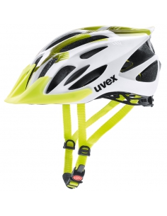 Kask Uvex Flash Lime-White 52-57cm
