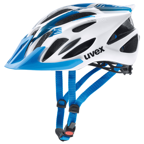 Kask Uvex Flash Blue-White 52-57cm