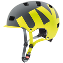 Kask Uvex Hlmt 5 Bike Pro Grey Lime Mat 55-58cm