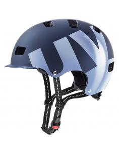 Kask Uvex Hlmt 5 Bike Pro Dark Blue Mat 55-58cm