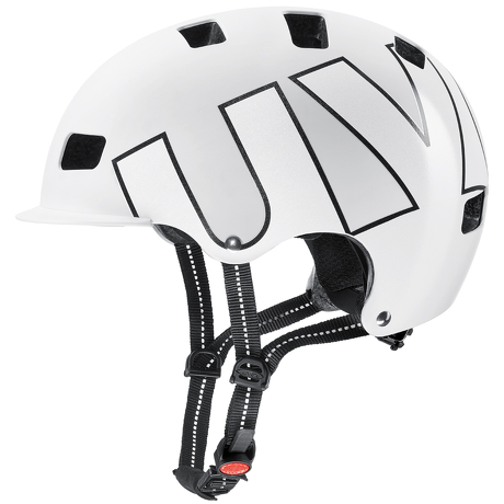 Kask Uvex Hlmt 5 Bike Pro White-Black Mat 55-58cm
