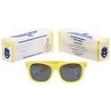 Okulary przeciwsłoneczne dla dzieci Babiators Original Navigator Hello Yellow 3-5
