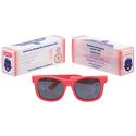 Okulary przeciwsłoneczne dla dzieci Babiators Original Navigator Rockin Red 0-2