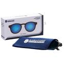 Okulary przeciwsłoneczne dla dzieci Babiators Polaryzacja Keyhole The Agent 3-5