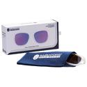 Okulary przeciwsłoneczne dla dzieci Babiators Polaryzacja Navigator The Trendsetter 3-5