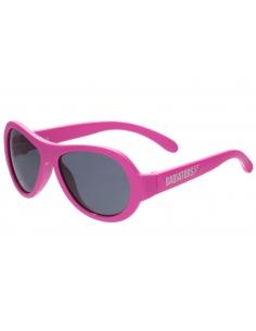 Okulary przeciwsłoneczne dla dzieci Babiators Original Aviator Popstar Pink 3-5