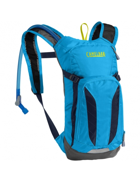 Plecak dziecięcy z bukłakiem Camelbak Mini M.U.L.E. Atomic Blue/Navy Blazer