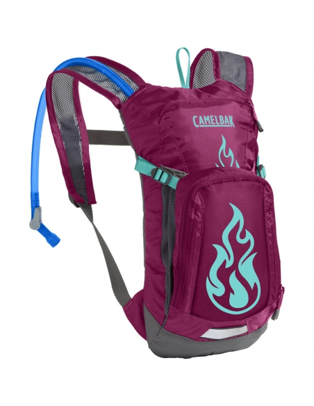 Plecak dziecięcy z bukłakiem Camelbak Mini M.U.L.E. Baton Rouge/Flames