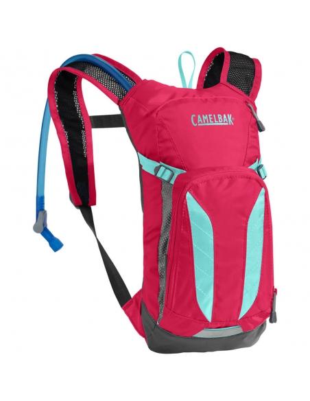 Plecak dziecięcy z bukłakiem Camelbak Mini M.U.L.E. Azalea/Aruba Blue
