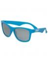 Okulary przeciwsłoneczne dla dzieci Babiators Aces Navigator Blue Crush lustrzane szkła 6+