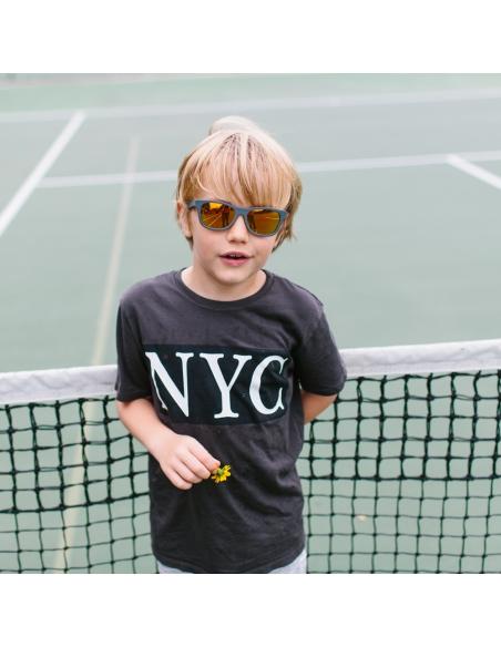 Okulary przeciwsłoneczne dla dzieci Babiators Polaryzacja Navigator The Islander 6+