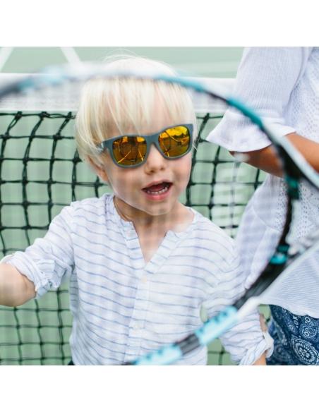 Okulary przeciwsłoneczne dla dzieci Babiators Polaryzacja Navigator The Islander 3-5