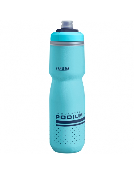 Izolowany bidon Camelbak Podium Chill 710ml Lake Blue