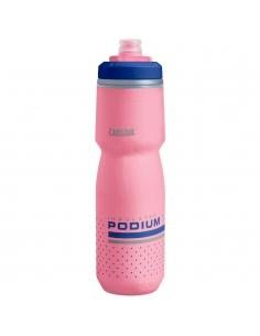 Izolowany bidon Camelbak Podium Chill 710ml Pink/Ultramarine