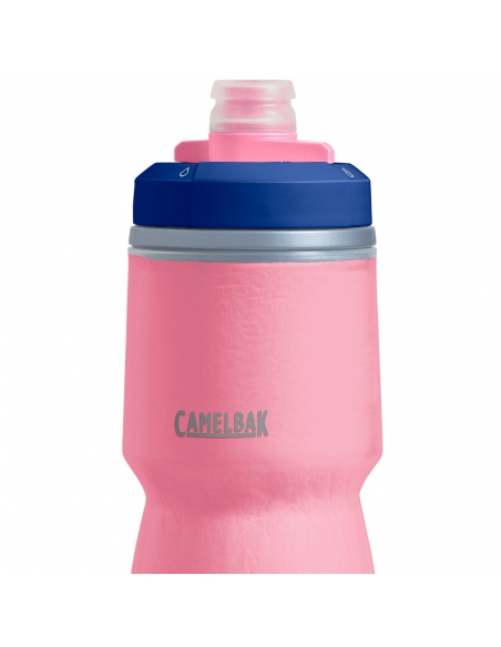 Izolowany bidon Camelbak Podium Chill 710ml Pink/Ultramarine
