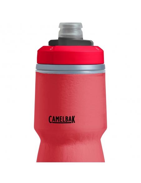 Izolowany bidon Camelbak Podium Chill 710ml Fiery Red
