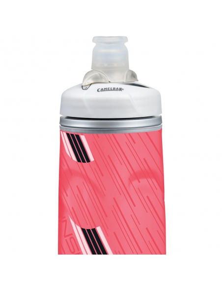 Izolowany bidon Camelbak Podium Chill 620ml Power Pink