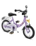 Rower Puky ZL12 Alu fioletowy