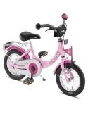 Rower Puky ZL12 Alu jasnoróżowy