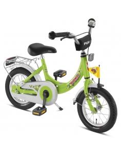 Rower Puky ZL12 Alu zielony