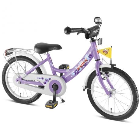 Rower Puky ZL16 Alu fioletowy