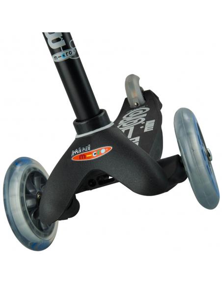 Hulajnoga Mini Micro Deluxe Black-Grey