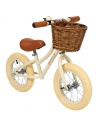 Rowerek biegowy Banwood First Go 12 kremowy
