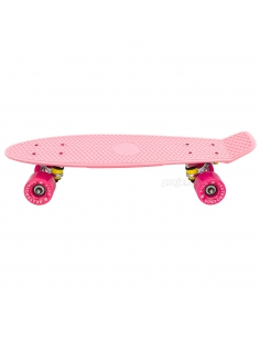 Deskorolka Fish Skateboards Summer Pink/Silver/Pink