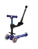 Hulajnoga i Jeździk Mini Micro Deluxe Plus 3w1 Blue