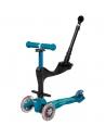Hulajnoga i Jeździk Mini Micro Deluxe Plus 3w1 Ice Blue