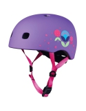 Kask Micro Floral Purple V2