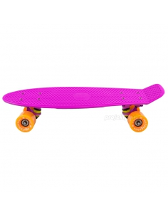 Deskorolka Fish Skateboards Purple/Purple/Orange
