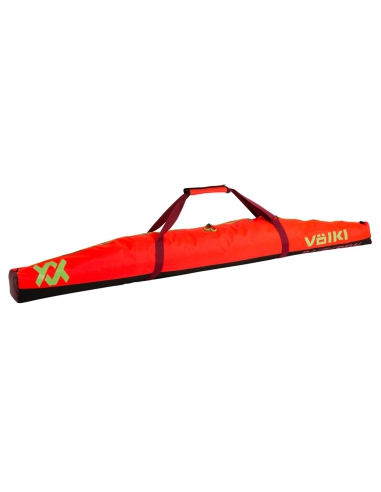 Pokrowiec na narty Völkl RACE SINGLE SKI BAG 175CM Red