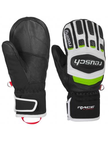 Rękawice narciarskie Reusch Race-Tec 18 GS Junior (jednopalczaste)