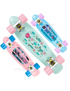 Vlepka Fish Skateboards