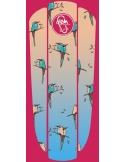 Vlepka Fish Skateboards