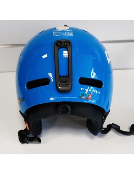 Kask narciarski POC - POCito FORNIX Flourescent Blue
