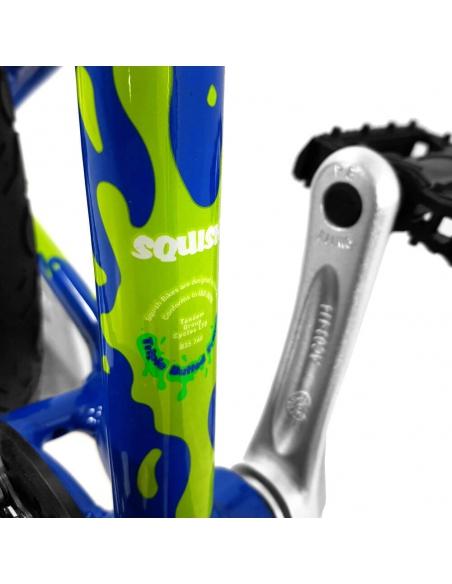 "Rower dziecięcy Squish 18"" Blue/Lime"