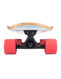Deskorolka Cruiser Fish Skateboards Flounder/Black/Red