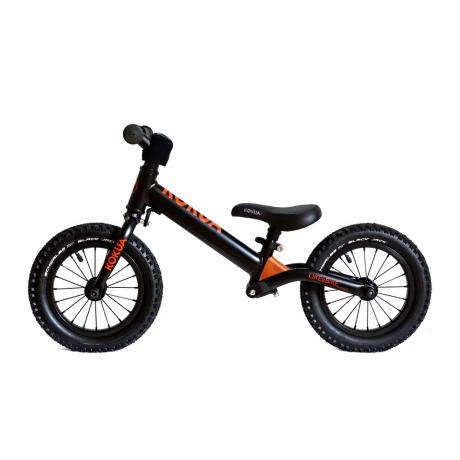 Rowerek biegowy KOKUA Likeabike Jumper czarny