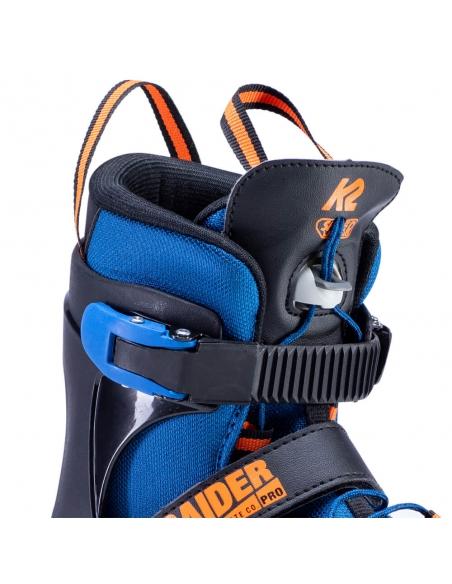 Rolki dziecięce K2 Raider Pro Boys Blue/Orange